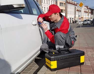 вскрытие машины в Жуковском