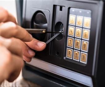 вскрытие сейфа в Жуковском